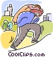 Challenge Vector Clipart image
