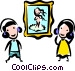 Art Dealers and Auction Houses Vector Clip Art picture