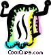 Towels Vector Clip Art image