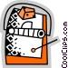 Mousetrap Vector Clipart graphic