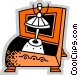 Music Boxes Vector Clip Art picture