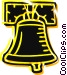 Liberty Bell Vector Clipart image