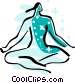 Yoga Vector Clipart image
