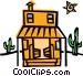 Buildings Vector Clip Art picture