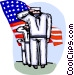 Navy Vector Clipart picture
