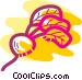 Fresh beets Vector Clip Art picture