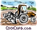 Tillers Vector Clipart image