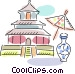 Japan Vector Clipart image