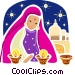 India Vector Clipart image
