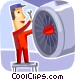 Maintenance Vector Clip Art picture