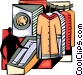 Dry Cleaners Vector Clip Art picture