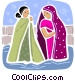 India Vector Clipart illustration