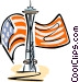 Seattle Vector Clipart image