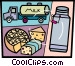 Dairy Groups Vector Clipart image