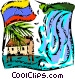 Venezuela Vector Clip Art image