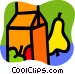 Juices Vector Clipart image