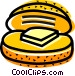 Buns and Rolls Vector Clip Art image