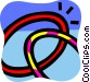 Hula-Hoops Vector Clipart picture