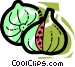 Figs Vector Clipart graphic