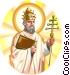 Saint Leo the Great Vector Clip Art picture